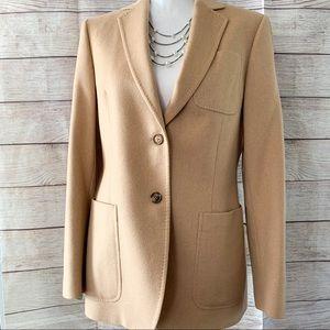 Brooks Brothers 100% camel hair jacket